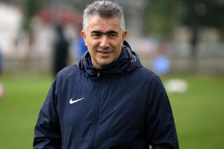 Samsunspor'da yeni teknik direktör Mehmet Altıparmak