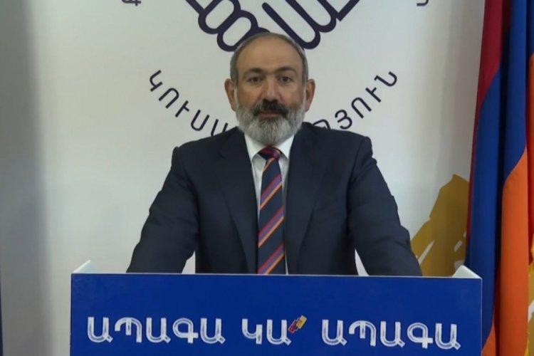 Ermenistan'da ilk sonuç belli oldu: Paşinyan önde bitirdi
