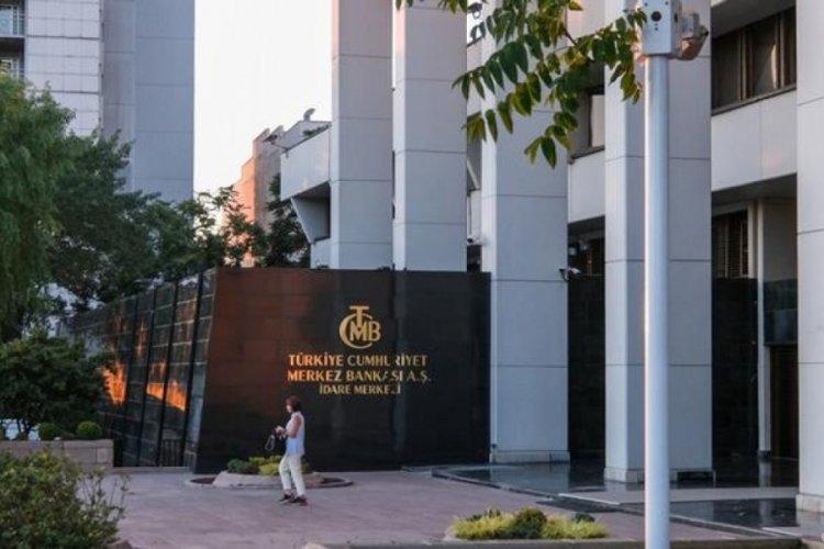 TCMB: Uluslararası yatırım pozisyonu açığı 343.5 milyar dolar