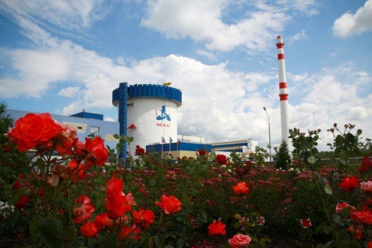 Novovoronej, nükleer santral sayesinde büyük bir uydu kent haline geldi