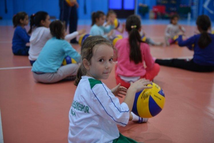 Bursa'da sporla iç içe tatil başlıyor