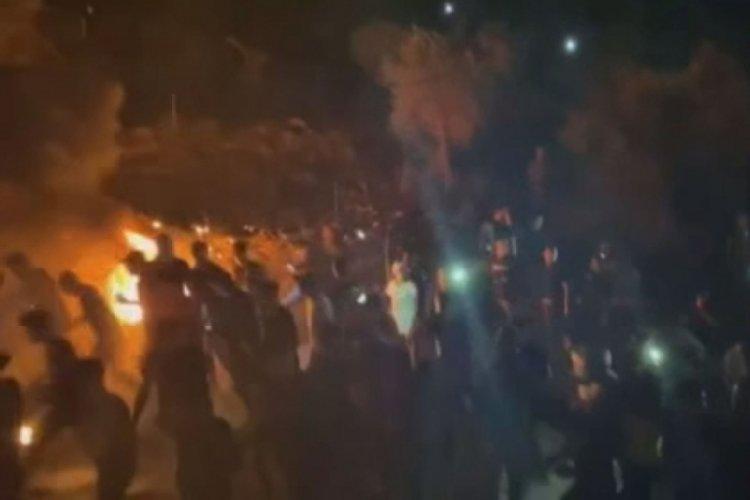 İsrail güçleri 21 Filistinli'yi yaraladı