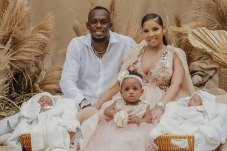 Usain Bolt, ikiz babası olduğunu duyurdu