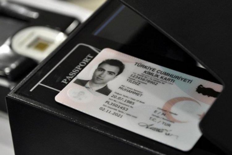 Yeni kimlik almayanlara seyahat kısıtlaması