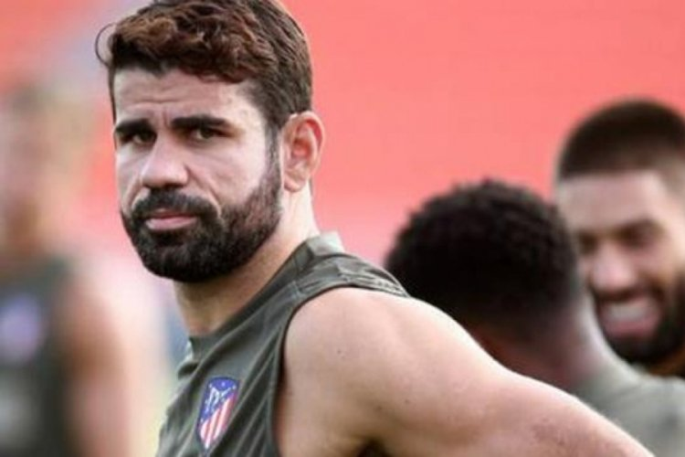 Diego Costa, Beşiktaş'a söz verdi!