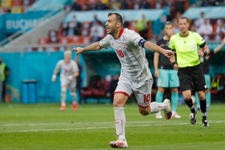 Goran Pandev: Galatasaray, Avrupa'nın en büyük kulüplerinden biri
