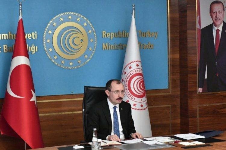 Ticaret Bakanı Muş, Fransız mevkidaşı Riester ile görüştü