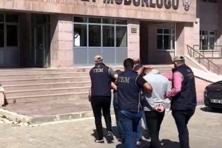 Yozgat merkezli FETÖ operasyonu: 9 gözaltı