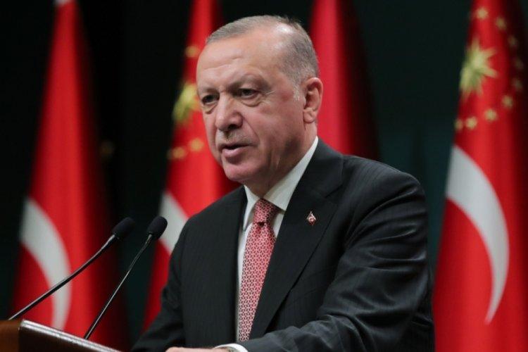 Cumhurbaşkanı Erdoğan yeni alınan kararları duyurdu! Sokağa çıkma kısıtlaması kaldırılıyor