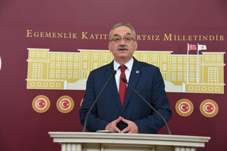 İYİ Parti Bursa Milletvekili Tatlıoğlu: Fakirlik yaygınlaştı