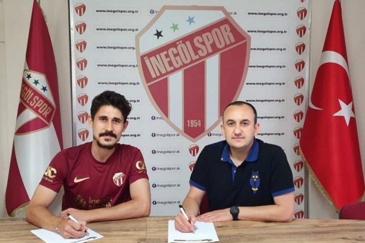Aykut Uluç, İnegölspor ile sözleşme imzaladı