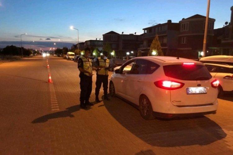 Jandarmaya hakaret eden kişi tutuklandı