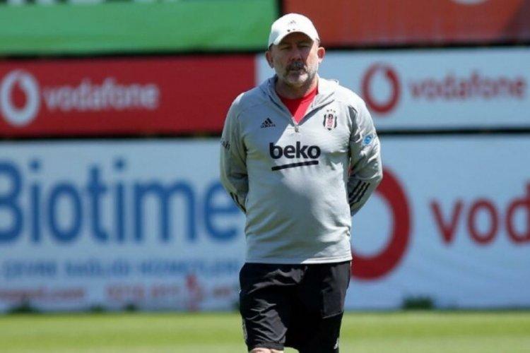 'Sergen Yalçın yeni sezonda Beşiktaş'ta olmayacak'
