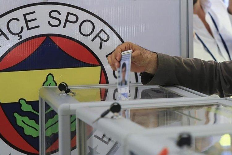 Fenerbahçe Kulübü'nün olağan seçimli genel kurulunda 29 bin 9 kişi oy kullanabilecek