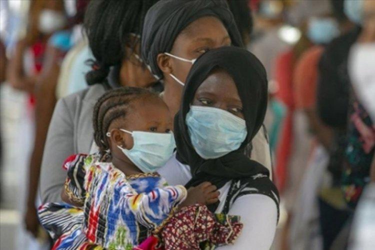 Afrika'da Kovid-19 kaynaklı ölümler son 1 haftada yüzde 40 arttı