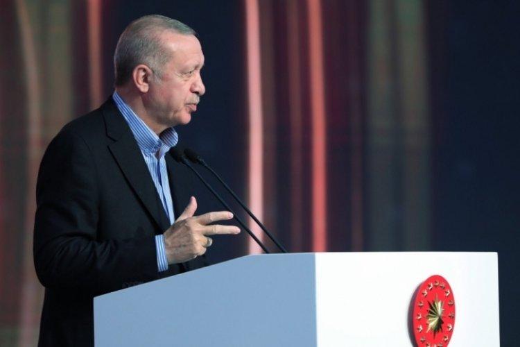 Cumhurbaşkanı Erdoğan'dan Uluslararası Doğrudan Yatırım Stratejisi değerlendirmesi