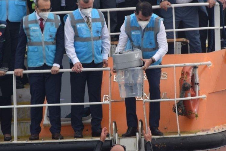 Oksijen, Marmara Denizi'ne 'nefes' olacak