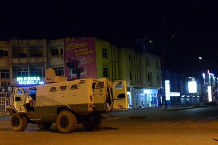 Burkina Faso'da polis ekibine silahlı saldırı: 11 polis öldü
