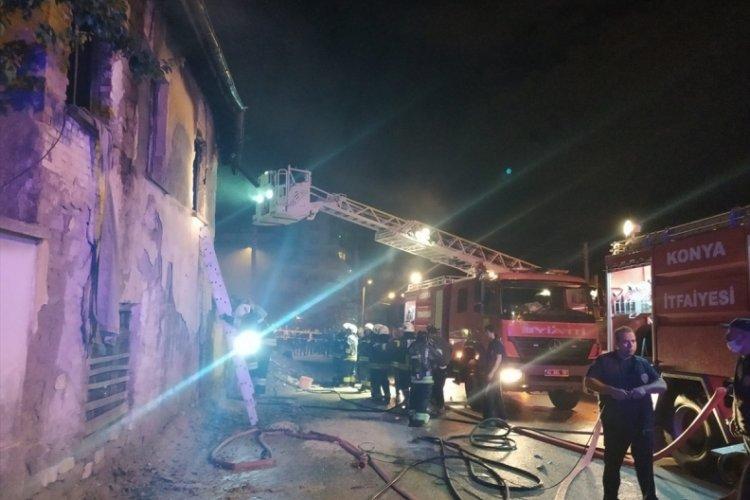 Suriyeli ailenin kaldığı evde çıkan yangında 3 çocuk öldü!