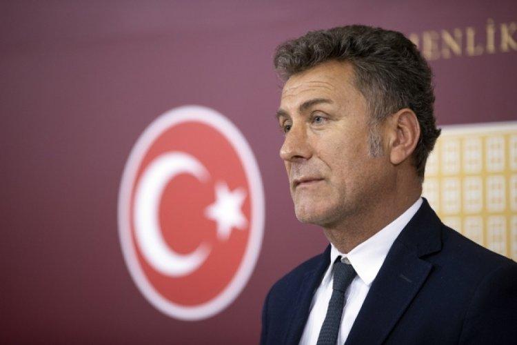 Bursa Milletvekili Sarıbal: TMO, çiftçiye kara gün yaratan bir ofis haline geldi