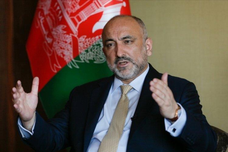 Atmar: Taliban, yabancı güçlerin çekilmesiyle saldırılarını artırdı