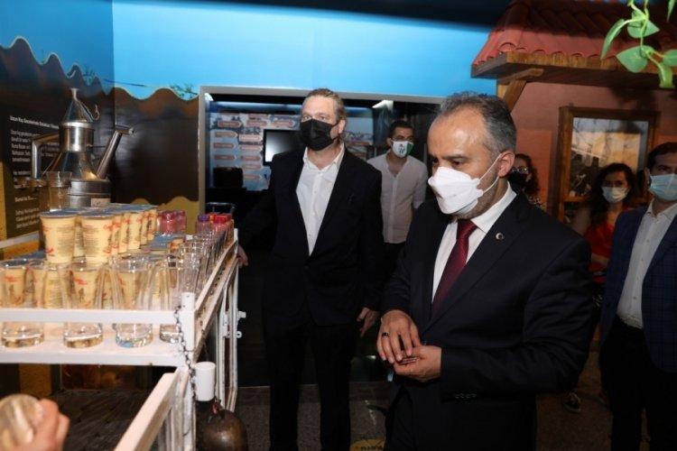 Bursa'da Bizim Mahalle Sergisi ile maziye nostaljik yolculuk