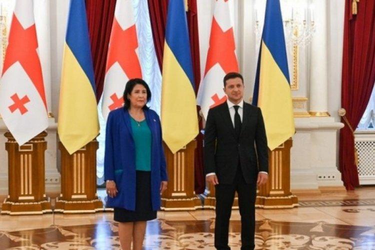 Ukrayna ve Gürcistan Karadeniz'de iş birliğini güçlendirecek