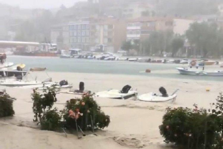 Marmara'da sağanak yağış