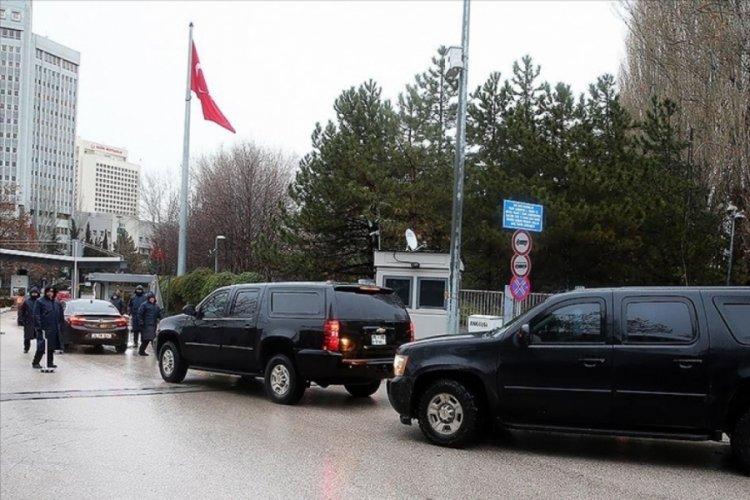 Türkiye ve ABD arasında Afganistan görüşmesi