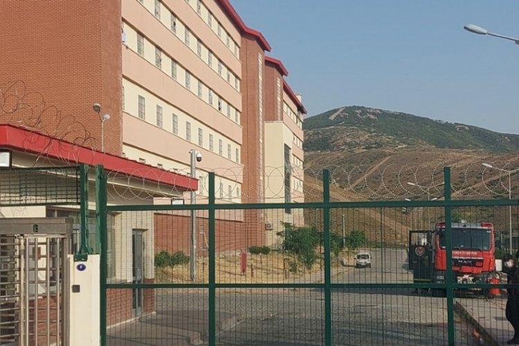 İzmir'de Geri Gönderme Merkezi'nde yangın: Bir sığınmacı öldü