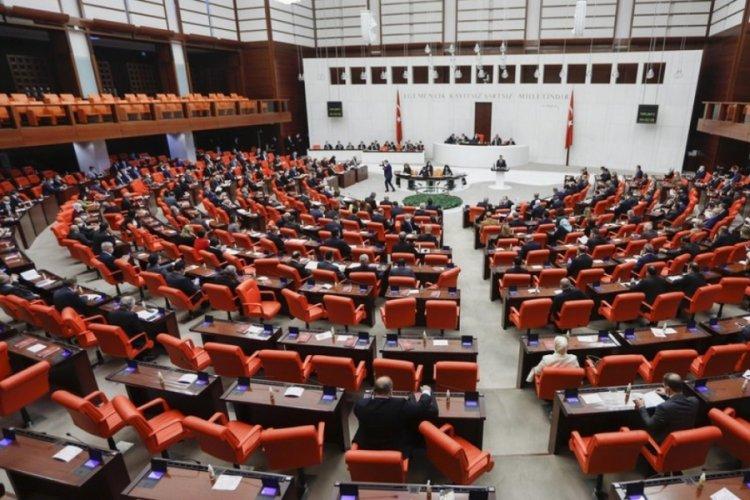Askeri cezada değişiklik içeren teklifin ilk bölümü, Meclis'ten geçti