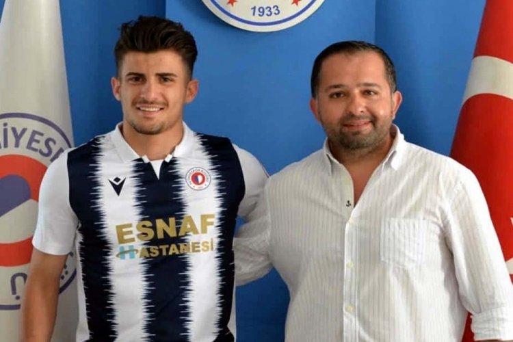 Fethiyespor'dan sağ bek transferi