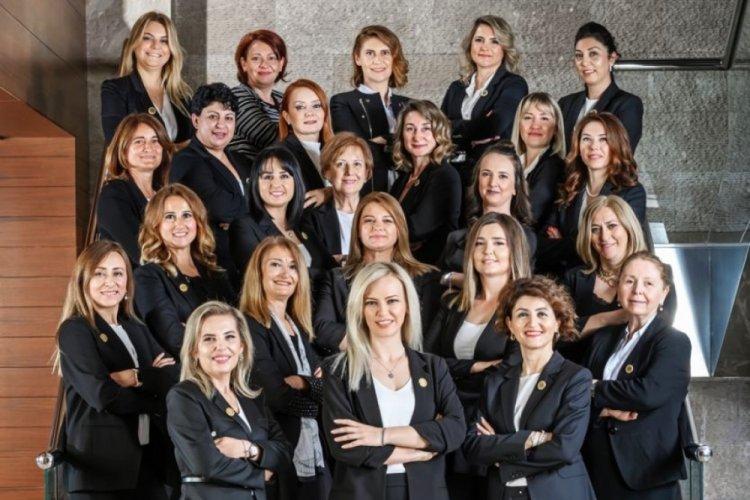 Bursa İş Kadınları ve Yöneticileri Derneği başkanı belli oldu