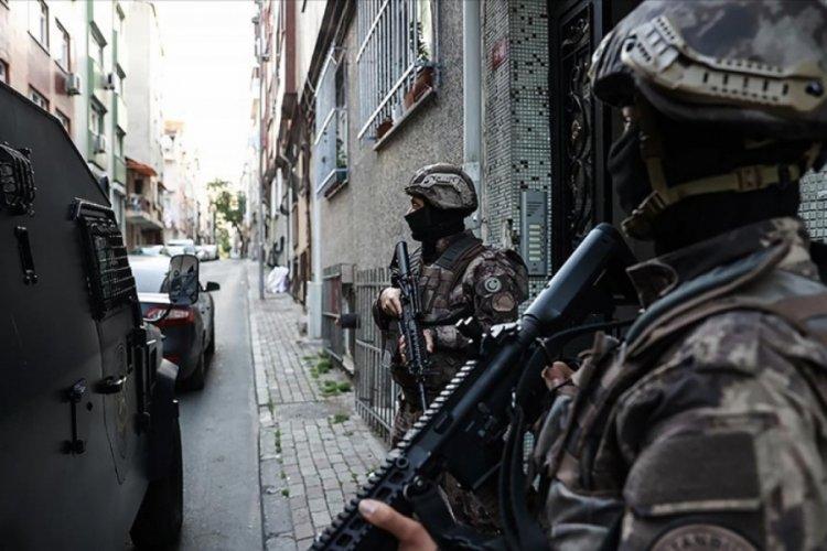 81 ilde eş zamanlı operasyon: 1002 kişi yakalandı