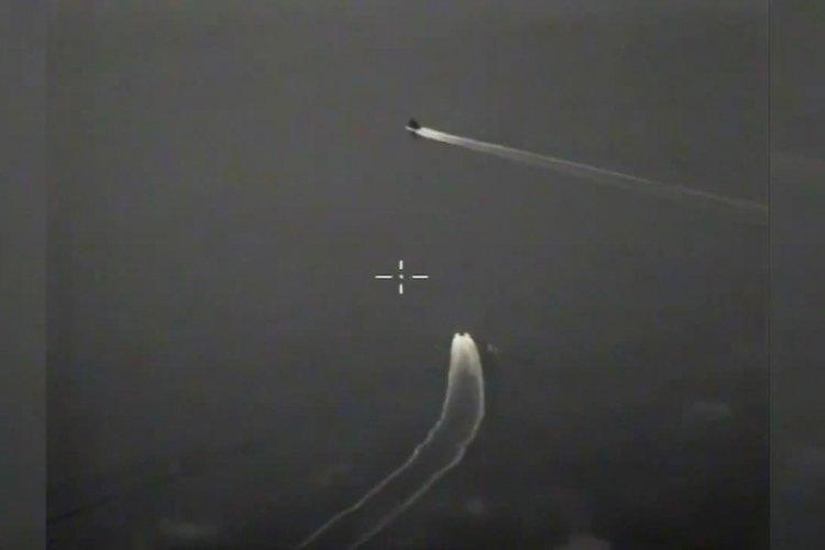 Rusya, HMS Defender'a ait görüntüleri yayınladı