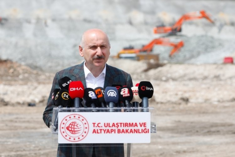 Bakan Karaismailoğlu: Kanal İstanbul halkımız için doğru olandır