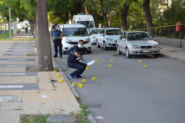 Eşini katleden koca polisle girdiği çatışmada öldü!
