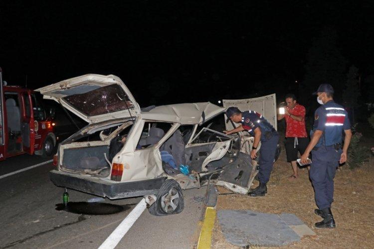 Fethiye'de korkunç kaza! 3 ölü 5 yaralı