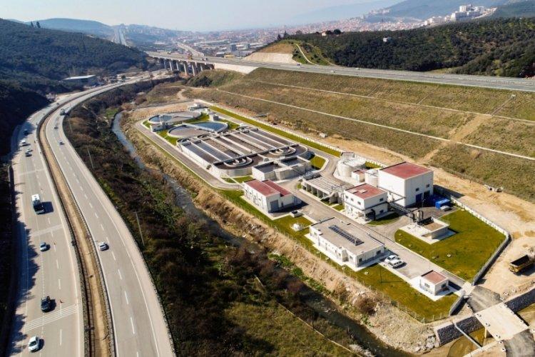 Bursa'da ileri biyolojik arıtma için 400 milyon liralık yatırım yapıldı