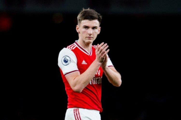 Arsenal, Kieran Tierney ile uzun süreli sözleşme imzaladı