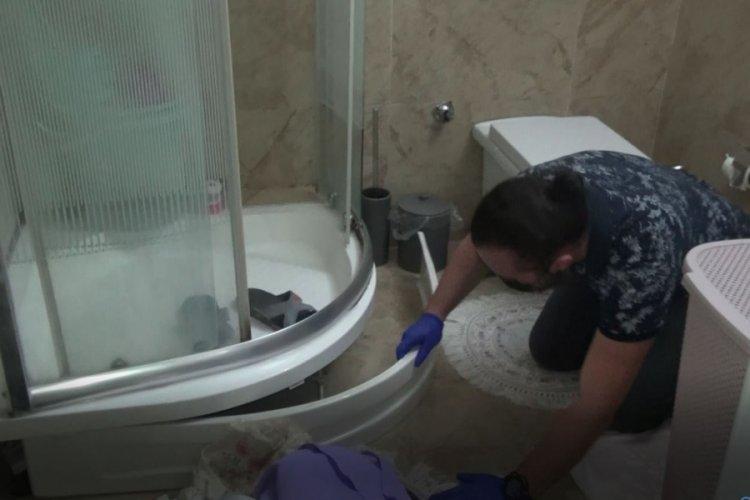 ByLock yüklü telefonlar, duşakabinden çıktı