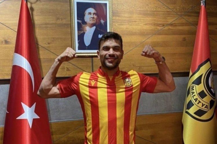 Yeni Malatyaspor, Oussama Haddadi ile sözleşme imzaladı