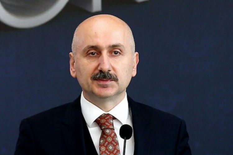 Bakan Karaismailoğlu: Müsilaj sorununun çözülmesinde Kanal İstanbul'un katkısı olur