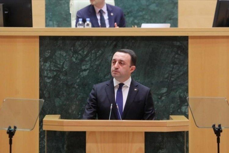 Gürcistan Başbakanı Garibaşvili'den Türkiye açıklaması