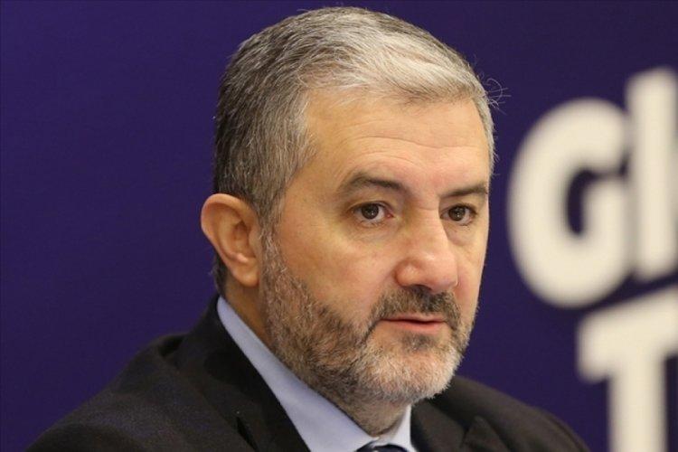 MÜSİAD Genel Başkanı Kaan, derneğin Konya Şubesinin olağan genel kurul toplantısında konuştu