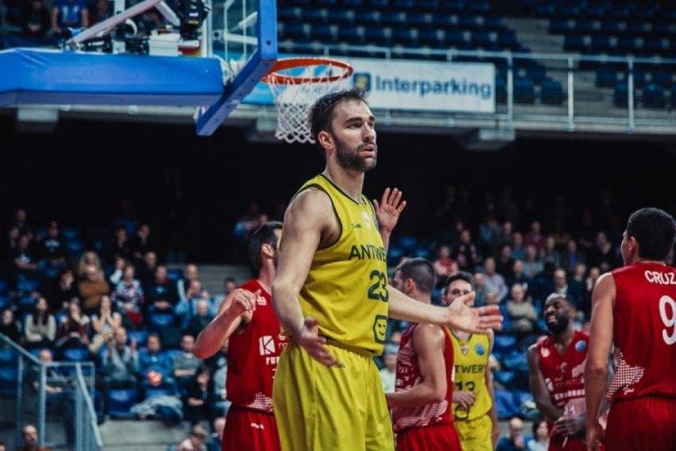 David Dudzinski, Frutti Extra Bursaspor'da