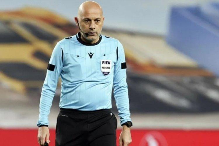 EURO 2020'de Cüneyt Çakır'a bir görev daha
