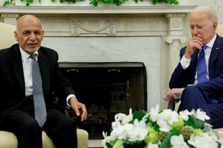 Biden'dan kritik 'Afganistan' açıklaması!