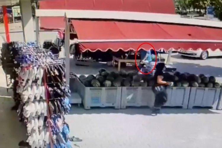 Üzerine tente devrilen doktor hayatını kaybetti