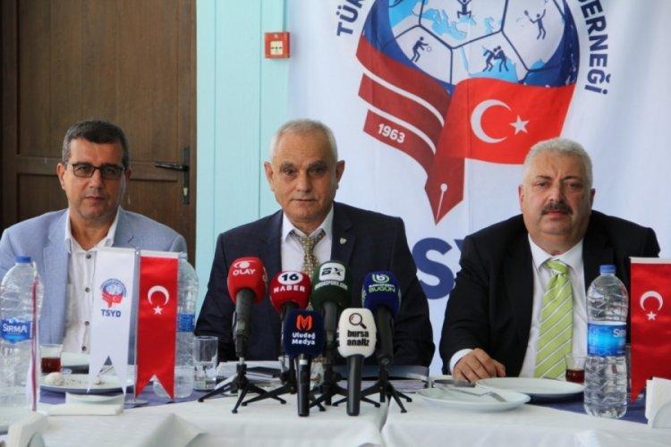 Recep Günay, Bursaspor Divan Kurulu Başkanlığı'na aday oldu